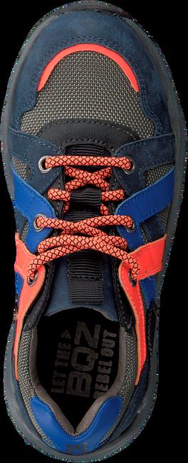 Blaue BRAQEEZ Sneaker FRENKIE FIT  - large