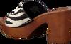 Schwarze STEVE MADDEN Sneaker FRAN  - small