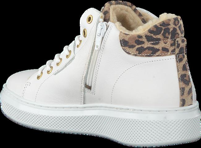 Weiße BULLBOXER Sneaker ALG500  - large