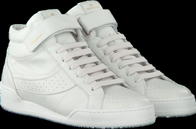 Weiße COPENHAGEN FOOTWEAR Sneaker high CPH418  - large