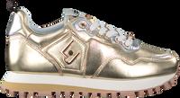 Goldfarbene LIU JO Sneaker low LIU JO WONDER  - medium
