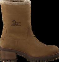 Taupe PANAMA JACK Ankle Boots PIOLA B33  - medium