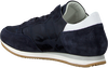 Blaue PHILIPPE MODEL Sneaker TROPEZ CAMOUFLAGE  - small