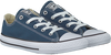 Blaue CONVERSE Sneaker CHUCK TAYLOR ALL STAR OX KIDS - small