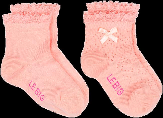 Orangene LE BIG Socken ISOLDE SOCK 2-PACK - large