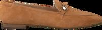 Cognacfarbene OMODA Loafer 722OM  - medium