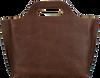 Braune MYOMY Handtasche MY CARRY BAG HANDBAG - small