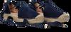 Blaue FRED DE LA BRETONIERE Espadrilles 152010166  - small
