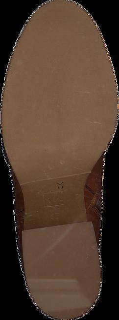 Cognacfarbene VIA VAI Hohe Stiefel ALMA  - large