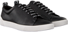 Schwarze HUGO Sneaker ZERO_TENN_NARB  - small