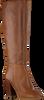 Cognacfarbene PS POELMAN Biker Boots 5561 - small