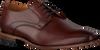 Cognacfarbene VAN LIER Business Schuhe 1958900  - small