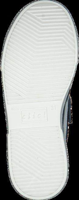 Weiße CLIC! Sandalen 9751 - large