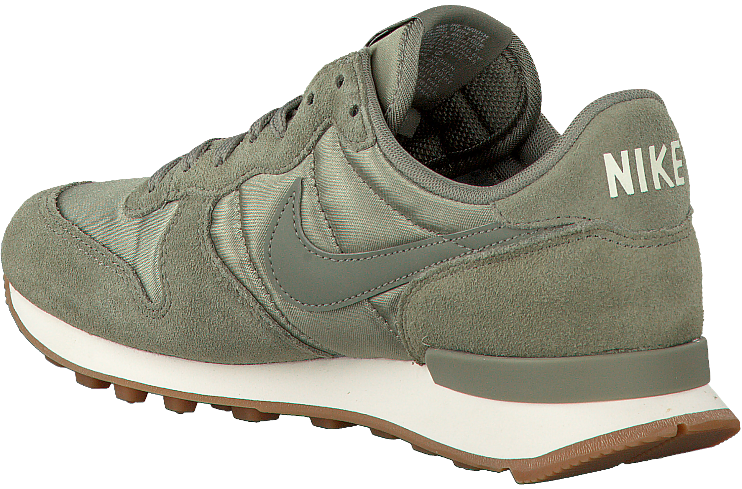 Grüne NIKE Sneaker INTERNATIONALIST WMNS | Omoda
