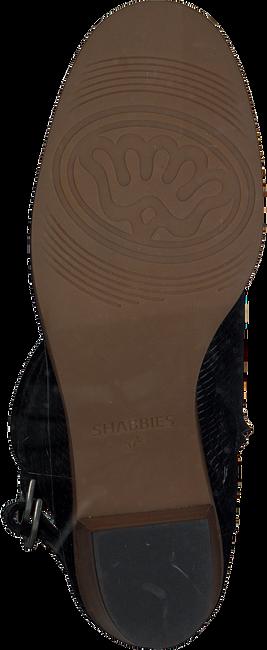 Schwarze SHABBIES Stiefeletten 182020116 - large