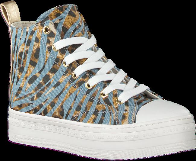 Blaue GUESS Sneaker high BOKAN  - large