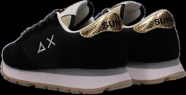 Schwarze SUN68 Sneaker low ALLY THIN GLITTER W  - large
