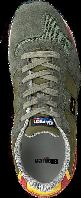 Grüne BLAUER Sneaker low S0QUEENS01/STO  - large