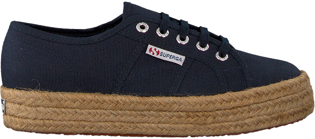 Blaue SUPERGA Espadrilles SUPERGA S00CF20 - large