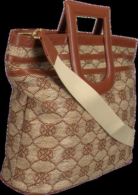 Braune UNISA Handtasche ZPETRI  - large