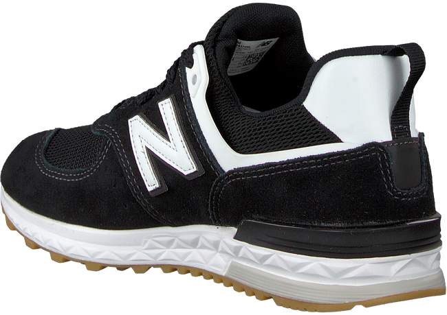 Schwarze NEW BALANCE Sneaker GS574 - large