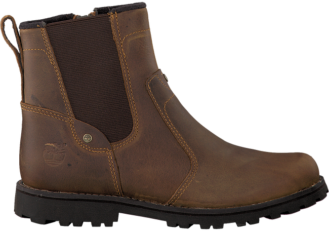 Braune TIMBERLAND Ankle Boots 1371R/1381R/1391R - large