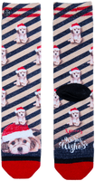 Mehrfarbige/Bunte XPOOOS Socken 70159  - medium