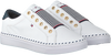 Weiße TOMMY HILFIGER Sneaker low TOMMY ELASTIC CITY  - small