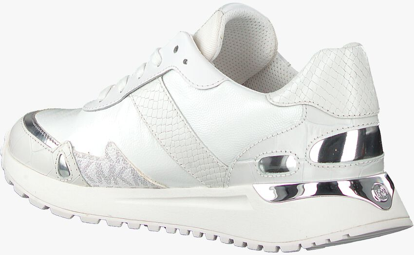 Weiße MICHAEL KORS Sneaker low MONROE TRAINER  - larger