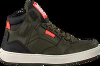Grüne REPLAY Sneaker low BOKAI  - medium