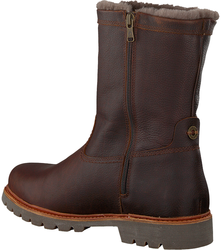 Braune PANAMA JACK Ankle Boots FEDRO IGLOO C10 - larger