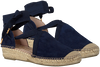 Blaue FRED DE LA BRETONIERE Espadrilles 152010145  - small