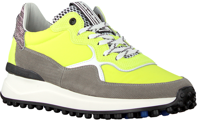 Gelbe FLORIS VAN BOMMEL Sneaker low 16303  - large