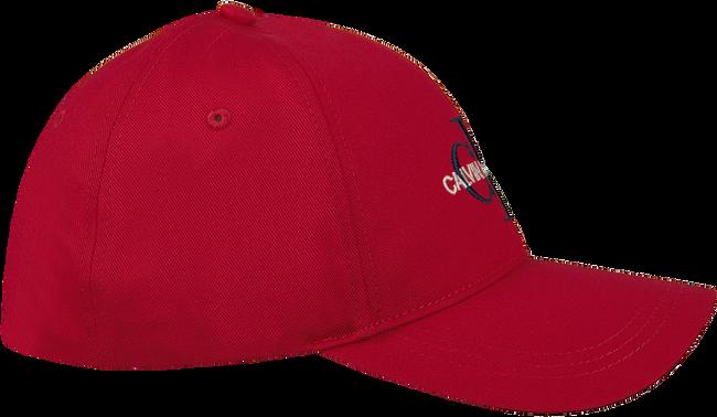 Rote CALVIN KLEIN Kappe J MONOGRAM CAP M  - large