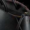 Schwarze COCCINELLE Handtasche CONCRETE 1801  - small