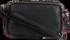 Schwarze LOULOU ESSENTIELS Umhängetasche 21POUCH SCALES  - small