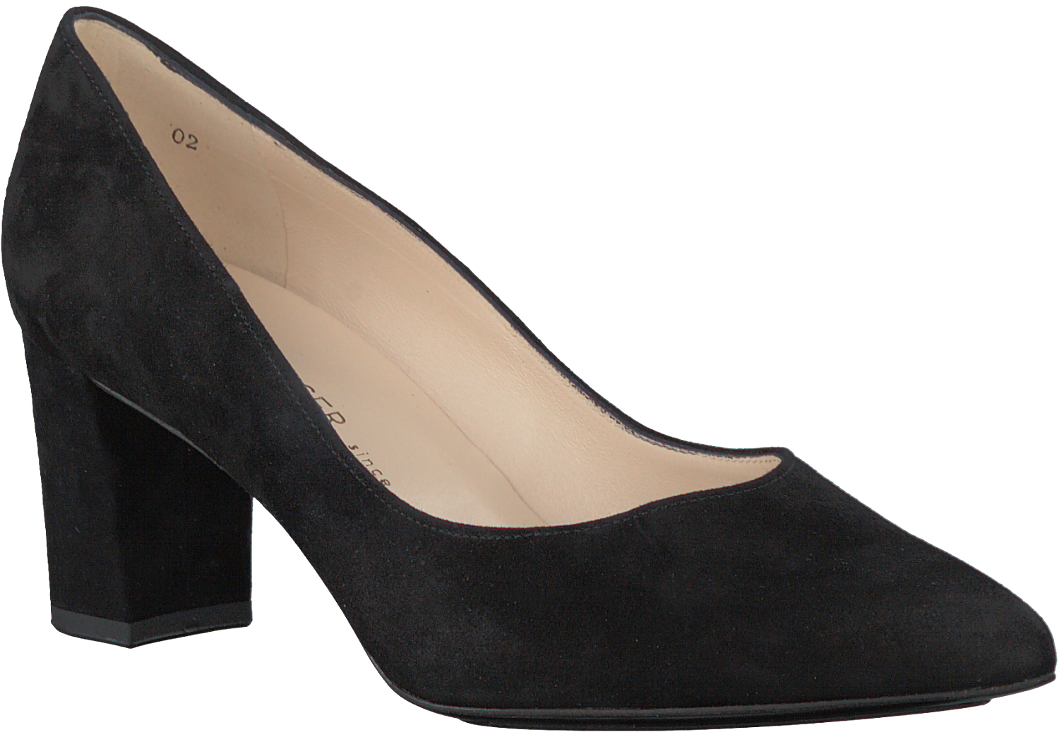 hot sale online b64ed f6084 Schwarze PETER KAISER Pumps NAJA