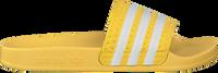 Gelbe ADIDAS Badelatsche ADILETTE KIDS  - medium