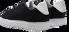 Schwarze REHAB Sneaker low TEAGAN VINT  - small