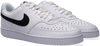 Weiße NIKE Sneaker low COURT VISION LOW  - small