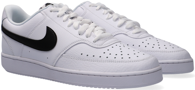 Weiße NIKE Sneaker low COURT VISION LOW  - large