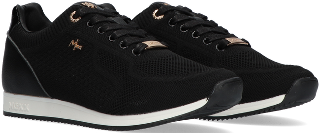 Schwarze MEXX Sneaker low GLARE  - large