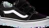 Schwarze VANS Sneaker UY OLD SKOOL BLACK/TRUE WHITE  - small