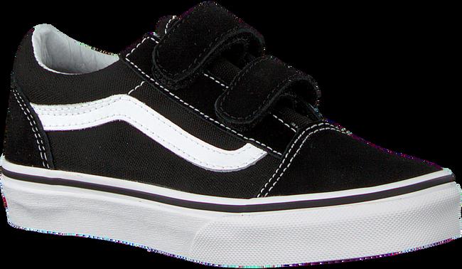 Schwarze VANS Sneaker UY OLD SKOOL BLACK/TRUE WHITE  - large