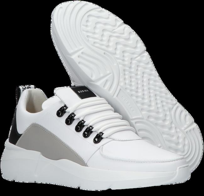 Weiße NUBIKK Sneaker low ROQUE ROAD HEREN  - large