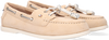 Beige TOMMY HILFIGER Slipper ESSENTIAL BOAT SHOE WMNS  - small