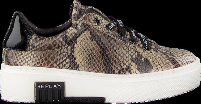 Beige REPLAY Sneaker GINKO  - large
