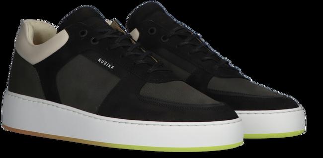 Schwarze NUBIKK Sneaker low JIRO LIMA  - large