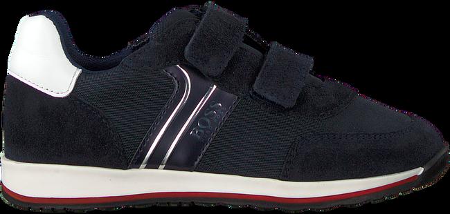 Blaue BOSS KIDS Sneaker J09117  - large