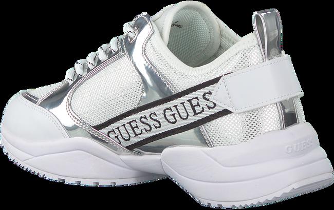 Weiße GUESS Sneaker low BREETA  - large